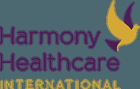 HarmonyHealthCareInterntionalSponsorLogo