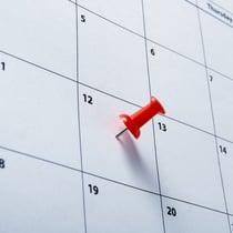 close up of a calendar-294139-edited